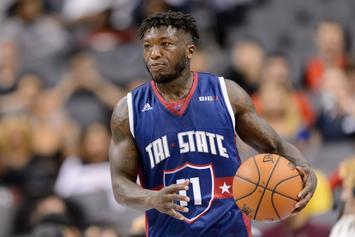Nate Robinson Speaks Out After Jake Paul Knockout