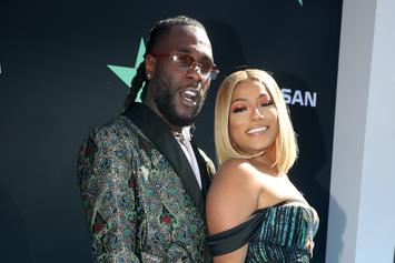 Burna Boy Accused Of Cheating On Stefflon Don