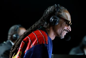 """Snoop Dogg Partners With Triller For """"The Fight Club"""" Boxing League"""