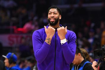Anthony Davis Inks Monster Deal With Lakers