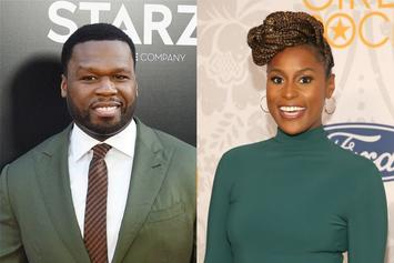 50 Cent Disses Issa Rae While Praising La La Anthony