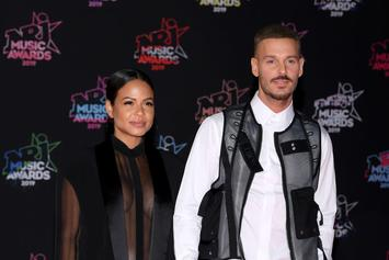 Christina Milian Expecting Second Child With Matt Pokora