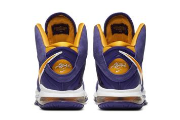"""Nike LeBron 8 """"Lakers"""" Release Date Revealed"""