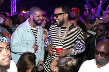 Drake & French Montana Take A Vacation Together
