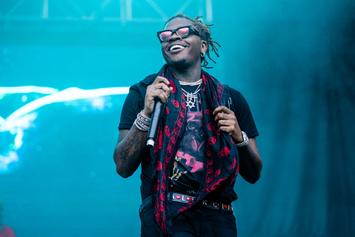 Gunna Pulls In A Nice Haul Of Gold & Platinum Plaques