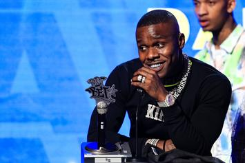 DaBaby Gets Surprised By Dope Freestyler At McDonald's Drive-Thru