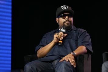 """Ice Cube Reacts To New Stimulus Package: """"Where's The Black Bailout?"""""""
