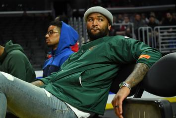 DeMarcus Cousins Teases New Drake x Lil Baby Collab