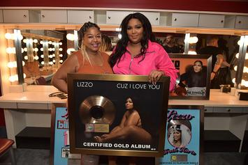 Lizzo Surprises Her Mother With Brand New Audi For Christmas