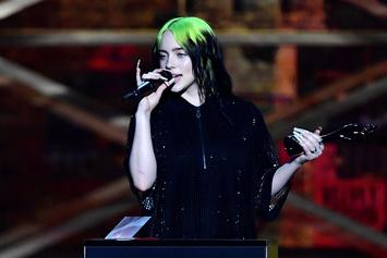 Billie Eilish Warns Fans To Stop Disrespecting Her Green Hair
