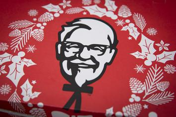 KFC Reveals Its Next-Gen Video Game Console With Built In Chicken Warmer