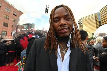 """Fetty Wap Posts Emotional Apology To Girlfriend & Daughters For """"Embarrassing"""" Them"""