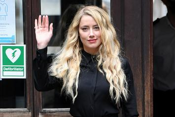 Amber Heard's $100M Libel Lawsuit Against Johnny Depp To Proceed