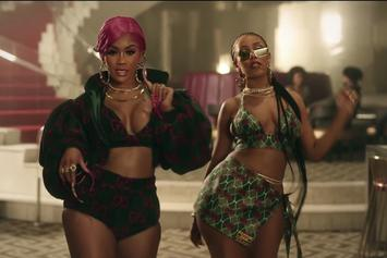 "Saweetie & Doja Cat Go Skinny Dipping In ""Best Friend"" Music Video"