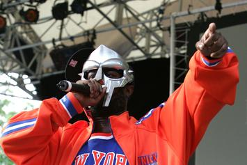 """Madvillainy"" Earns MF Doom A New UK Record"