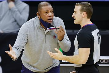 Doc Rivers Complains That 76ers Shouldn't Be Forced To Play After Numerous Injuries