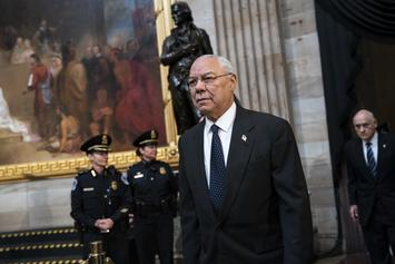 Colin Powell Disavows The Republican Party Following Capitol Hill Riot
