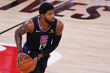 """Paul George Says He's Playing With """"Vengeance"""" Following Weak Playoff Performance"""