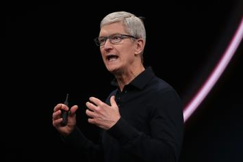 Tim Cook Defends Apple's Decision To Remove Parler From The App Store