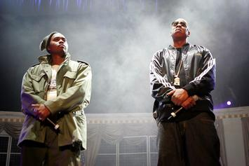 """Nas Says He's """"Honored"""" To Have Jay-Z Feud As Part Of His Legacy"""