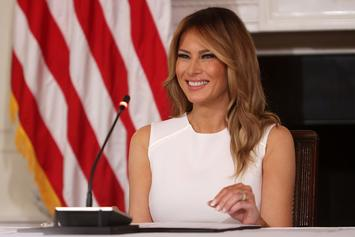 Melania Trump Offered $1 Million For First Post-White House Interview: Report