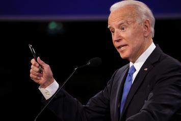 """Biden Says Trump Left Him A """"Generous Letter"""" As World Speculates On Contents"""