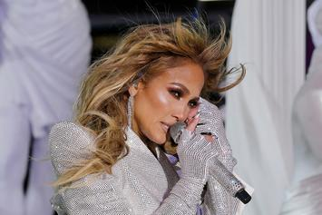 """Jennifer Lopez Recreates """"Love Don't Cost A Thing"""" Video"""