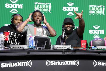 Kevin Hart To Debut SiriusXM Podcast With Seinfield As A Guest