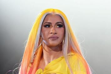 Cardi B Offers $10K Reward To Find Alleged Robbery Suspect: Report