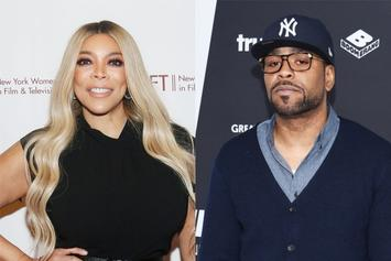 Wendy Williams Details One-Night Stand With Method Man