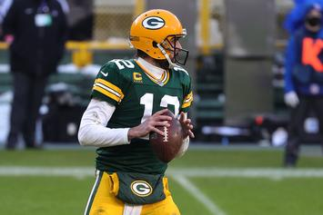 Rams Reportedly Pursued Aaron Rodgers Trade
