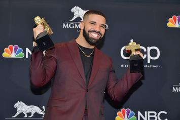 Drake Reportedly Hits 500 Million Spotify Streams In 2021 Alone