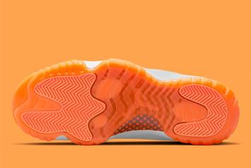 "Air Jordan 11 Low ""Citrus"" Officially Unveiled: Photos"