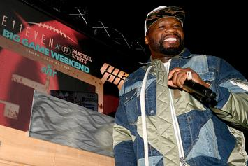 50 Cent Blasted By Florida Mayor For Maskless Super Bowl Party