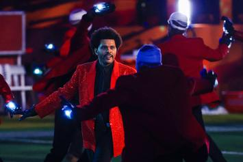 The Weeknd's Super Bowl Halftime Show Inspires Hectic Memes