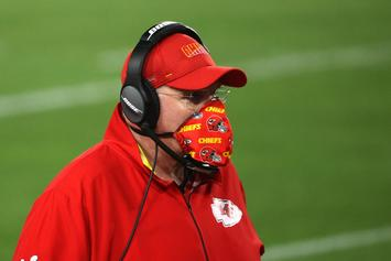 Andy Reid Speaks Out On Son's Car Crash