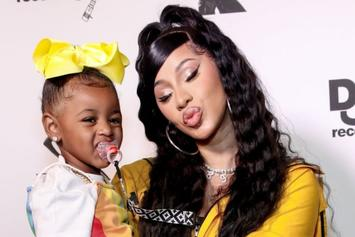"Cardi B Explains Why She Doesn't Have Babysitters For Kulture: ""I Can't Trust People"""