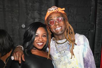 Reginae Carter Flaunts Flowers From Lil Wayne In Valentine's Day Post