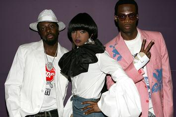 The Fugees Secure A Haul Of Platinum Plaques