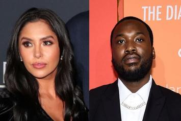 "Vanessa Bryant Checks Meek Mill Over ""Disrespectful"" Kobe Bryant Lyric"