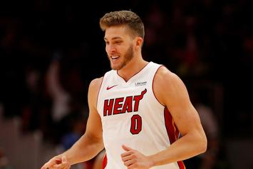 Meyers Leonard's Punishment For Anti-Semitic Slur Revealed