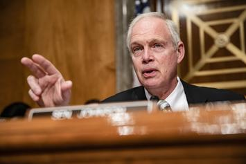 Ron Johnson Says He Would've Only Been Afraid On Jan. 6 If BLM Stormed The Capitol