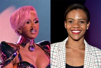 Candace Owens Threatens To Sue Cardi B