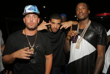 "N.O.R.E. Catches DJ Drama Off Guard: ""Drake Smashed Your Girl"""
