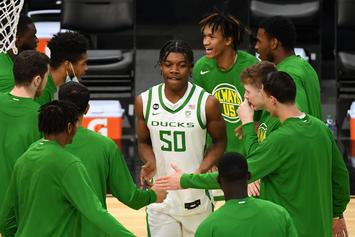 Oregon Advances After VCU Matchup Ruled No-Contest Due To COVID-19 Protocols