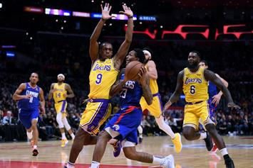 Clippers Trade Lou Williams In Exchange For Rajon Rondo