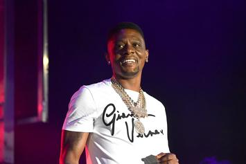 Boosie Badazz's IG Deleted After Video Of Him Slapping Man Goes Viral