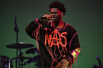 """Lil Nas X Flexes On Haters After """"Satan Shoe"""" Sells Out Instantly"""
