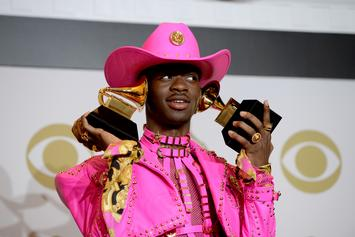 """Lil Nas X Reacts To Nike Lawsuit Against """"Satan's Shoe"""""""