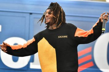 """J.I.D. Reacts To Dreamville's """"Costa Rica"""" Going Platinum"""